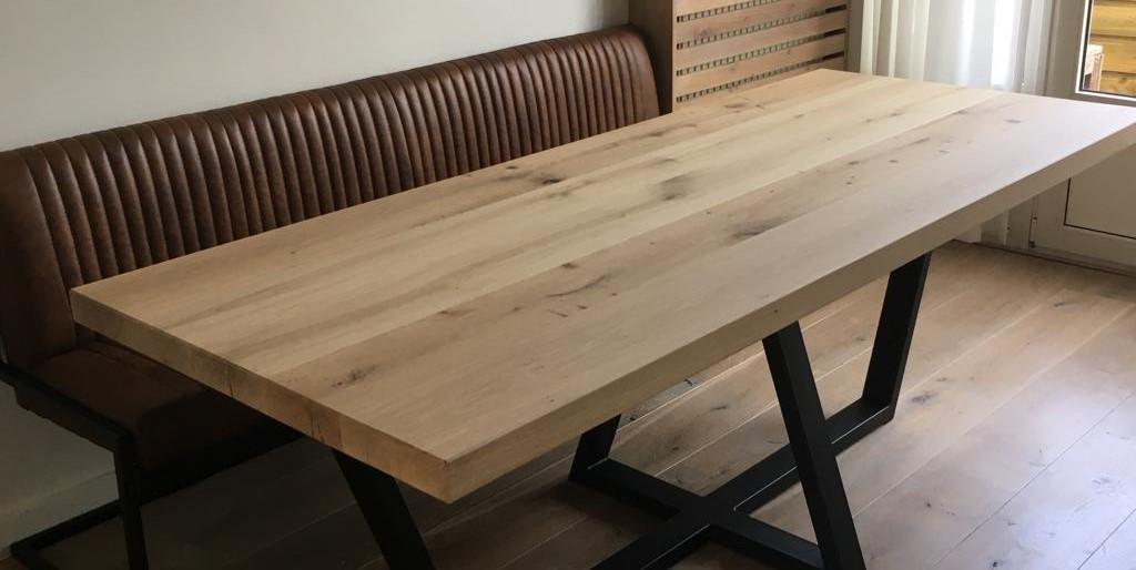 Handgemaakte meubels